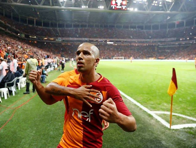 Le but de Feghouli face à Karabukspor
