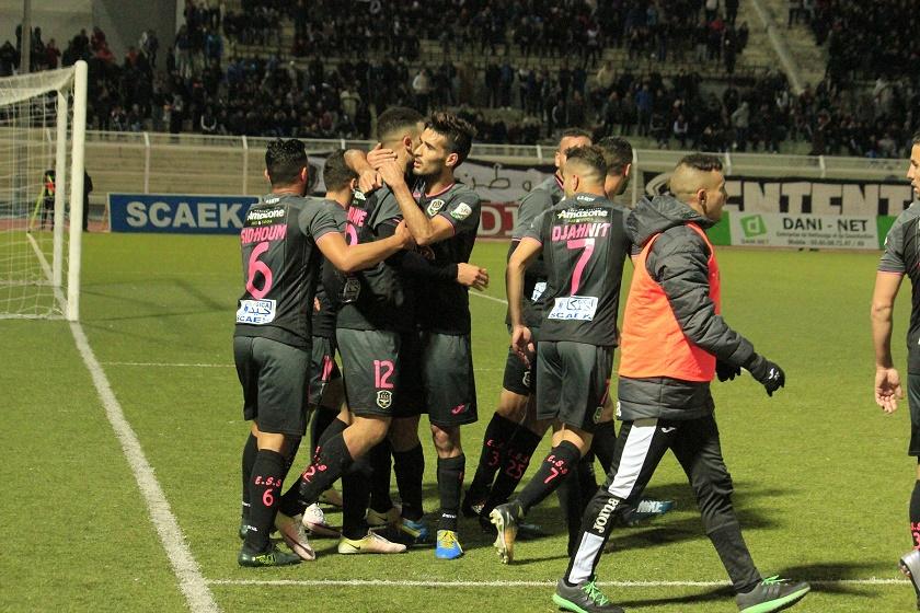 ESS : Hamar et Benchikha rassurent leurs joueurs