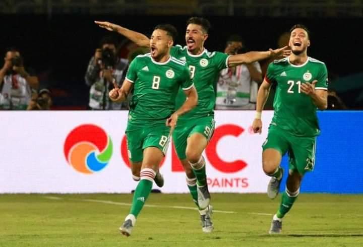 Equipe D Algerie Calendrier.Equipe Nationale