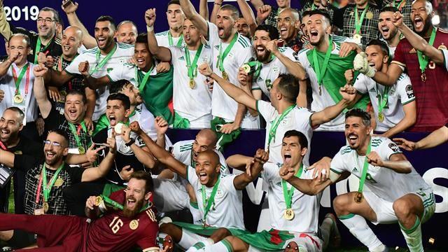 CAN 2019/ finale: Algérie 1-0 Sénégal