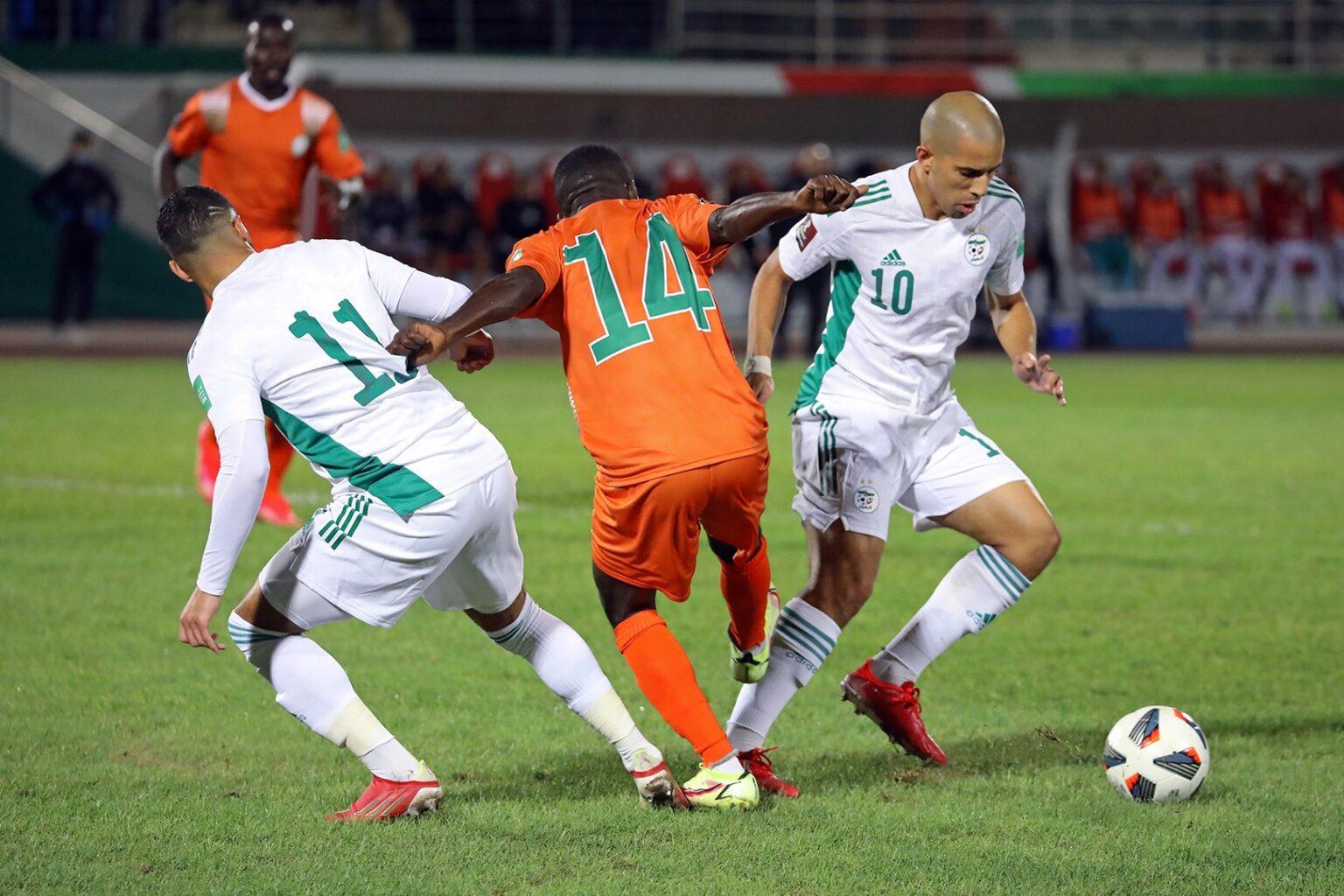 Algérie 6-1 Niger
