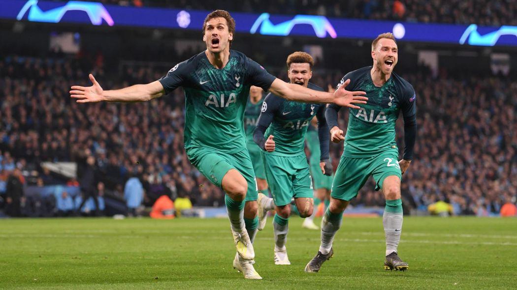 LDC: Manchester 4-3 Tottenham