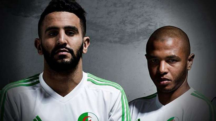 adidas maillot algerie 2017